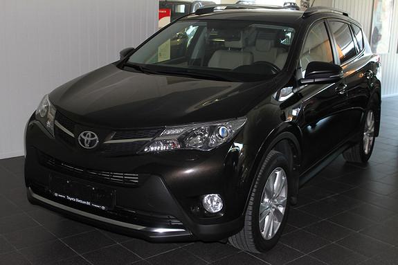 Toyota RAV4 2,0 D-4D 4WD Executive HENGERFESTE/MOTORVARMER  2014, 120380 km, kr 269000,-