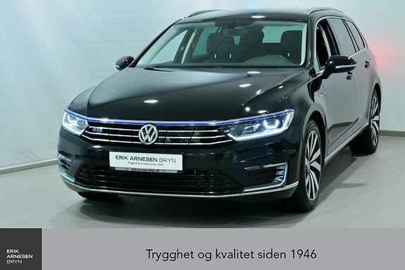 Volkswagen Passat GTE PLUG-IN HYBRID *INNBYTTEKAMPANJE*  2017, 55400 km, kr 319900,-