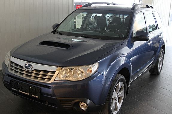 Subaru Forester 2.0D Premium  2011, 134100 km, kr 169000,-