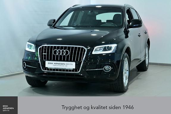 Audi Q5 2,0 TDI 190hk quattro S tronic *INNBYTTEKAMPANJE*  2016, 39900 km, kr 439900,-