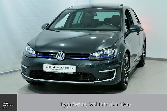 Volkswagen Golf GTE PLUG-IN HYBRID *INNBYTTEKAMPANJE*  2016, 45000 km, kr 244900,-