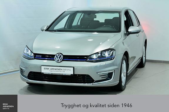 Volkswagen Golf GTE PLUG-IN HYBRID *INNBYTTEKAMPANJE*  2016, 57990 km, kr 204900,-