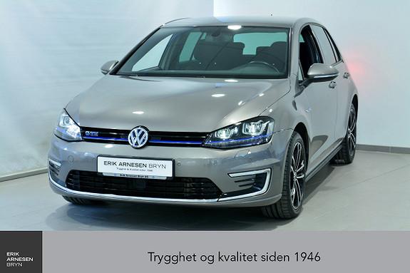 Volkswagen Golf GTE PLUG-IN HYBRID *INNBYTTEKAMPANJE*  2016, 30900 km, kr 219900,-