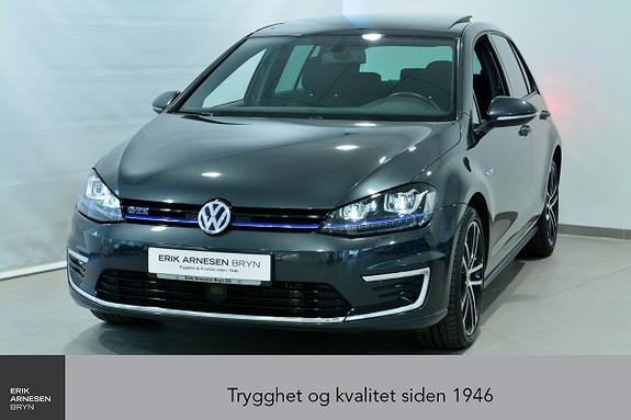 Volkswagen Golf GTE PLUG-IN HYBRID *INNBYTTEKAMPANJE*  2016, 44200 km, kr 239900,-