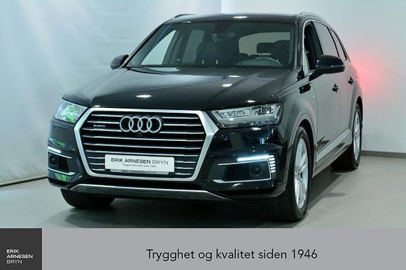 Audi Q7 E-TRON QUATTRO 373 HK 5-S *INNBYTTEKAMPANJE*  2018, 28808 km, kr 859900,-