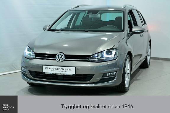 Volkswagen Golf 1,4 TSI 150hk Highline DSG *INNBYTTEKAMPANJE*  2016, 17500 km, kr 259900,-