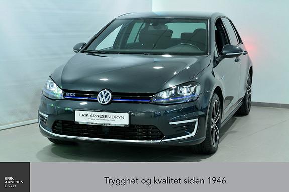 Volkswagen Golf GTE PLUG-IN HYBRID *INNBYTTEKAMPANJE*  2016, 65000 km, kr 194900,-