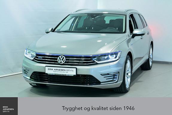 Volkswagen Passat GTE PLUG-IN HYBRID *INNBYTTEKAMPANJE*  2016, 46500 km, kr 319900,-