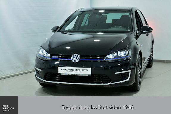 Volkswagen Golf GTE PLUG-IN HYBRID *INNBYTTEKAMPANJE*  2016, 30200 km, kr 249900,-
