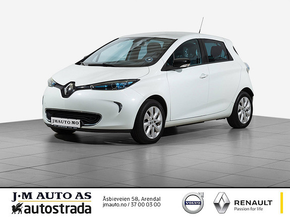Renault Zoe 22 kWh Intens Easy Charge
