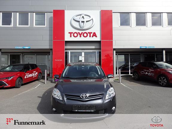Toyota Auris 1,4 D-4D (DPF) Advance  2010, 80000 km, kr 99000,-