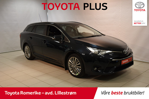 Toyota Avensis Touring Sports 1,8 Active Style M-drive 7S  2016, 45479 km, kr 249000,-