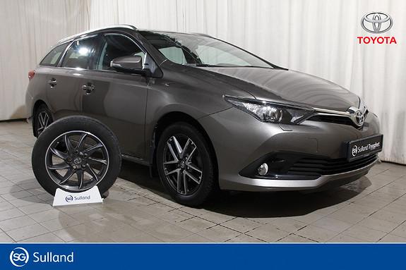 Toyota Auris Touring Sports 1,2 Active S aut l LED l Hengerfetse l  2017, 36990 km, kr 228500,-