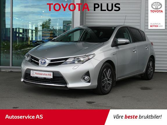 Toyota Auris 1,8 Hybrid E-CVT Active+  2015, 14000 km, kr 219000,-