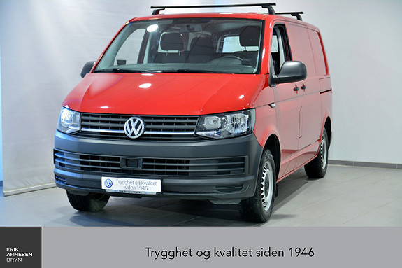 Volkswagen Transporter 2,0 TDI 102hk K u/vindu *INNBYTTEKAMPANJE*  2016, 65900 km, kr 209900,-