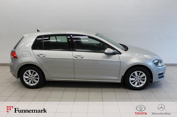 Volkswagen Golf 1,2 TSI 85hk Trendline  2014, 71000 km, kr 129000,-