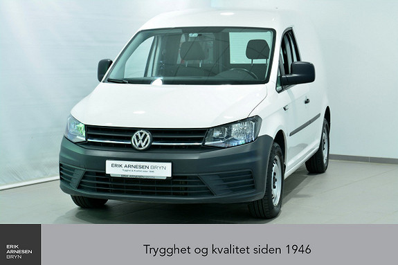 Volkswagen Caddy 2,0 TDI 75hk *INNBYTTEKAMPANJE*  2016, 39600 km, kr 139900,-