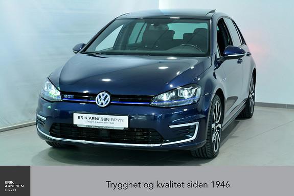 Volkswagen Golf GTE PLUG-IN HYBRID *INNBYTTEKAMPANJE*  2016, 45100 km, kr 229900,-