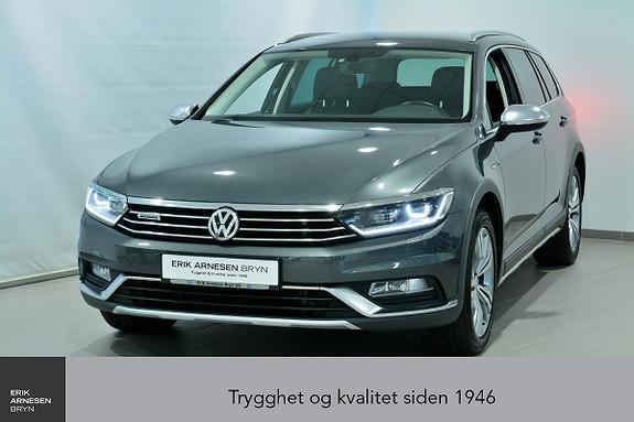 Volkswagen Passat Alltrack 2,0 TDI 190hk 4MOTION DSG *INNBYTTEKAMPANJE*  2016, 49300 km, kr 419900,-