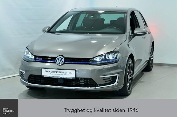 Volkswagen Golf GTE PLUG-IN HYBRID *INNBYTTEKAMPANJE*  2016, 35100 km, kr 199900,-