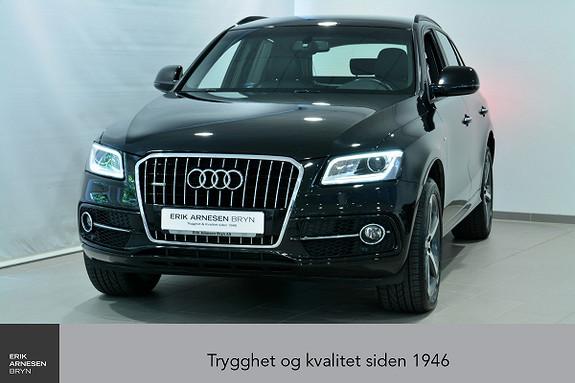 Audi Q5 2,0 TDI 163hk quattro S tronic *INNBYTTEKAMPANJE*  2016, 51200 km, kr 419900,-