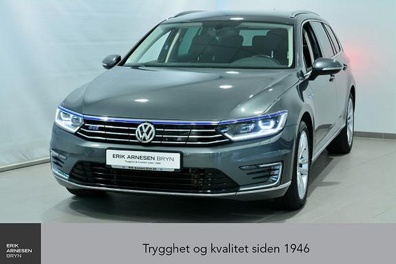 Volkswagen Passat GTE PLUG-IN HYBRID *INNBYTTEKAMPANJE*  2017, 51500 km, kr 329900,-