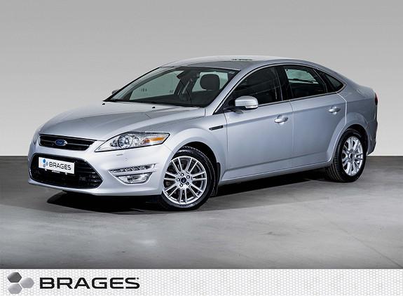 Ford Mondeo 2,0 TDCI 140hk Titanium Aut. Navi, DAB, Krok, R.kamera  2011, 84700 km, kr 149000,-