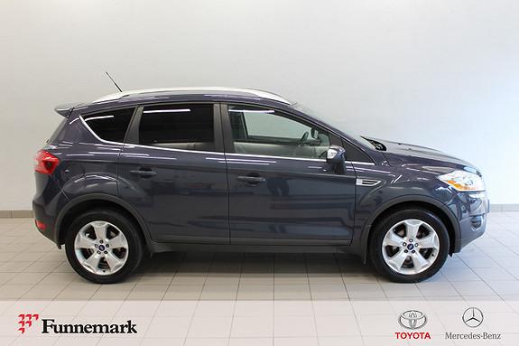 Ford Kuga 2,0 TDCi 140hk Titanium S Aut. 4X4  2012, 83000 km, kr 199000,-