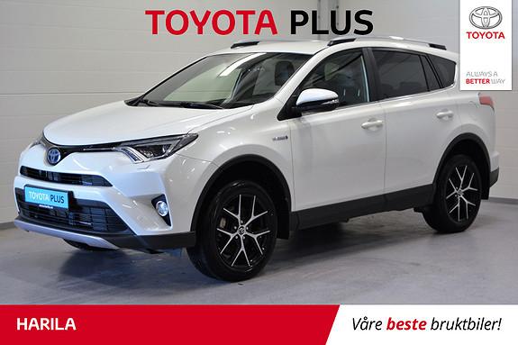 Toyota RAV4 Hybrid 2WD Active Style  2016, 51226 km, kr 339000,-