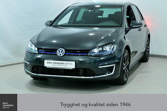 Volkswagen Golf GTE PLUG-IN HYBRID *INNBYTTEKAMPANJE*  2017, 45985 km, kr 229900,-