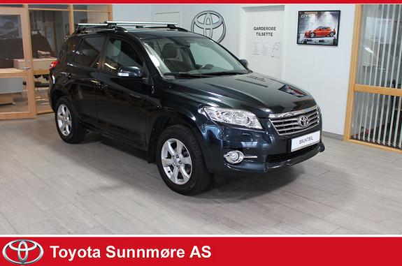 Toyota RAV4 2,2 D-4D Vanguard Executive **LAV KM**RYGGEKAMERA  2011, 86400 km, kr 189000,-