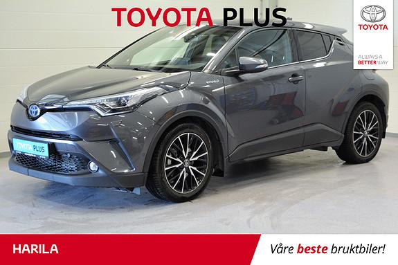 Toyota C-HR 1,8i Hybrid Supreme Tech  2018, 35865 km, kr 339000,-