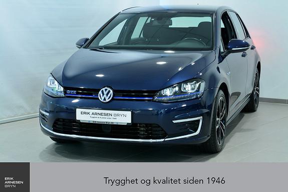 Volkswagen Golf GTE PLUG-IN HYBRID  *INNBYTTEKAMPANJE*  2016, 17000 km, kr 229900,-