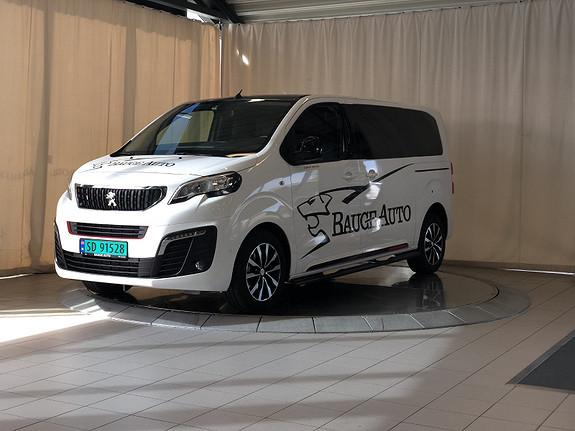 Peugeot Expert Mester 2,0 BlueHDi 120hk L2 Sport Edition  2019, 3200 km, kr 380000,-