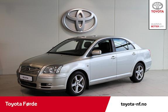 Toyota Avensis 1,8 Business  2004, 236000 km, kr 49000,-