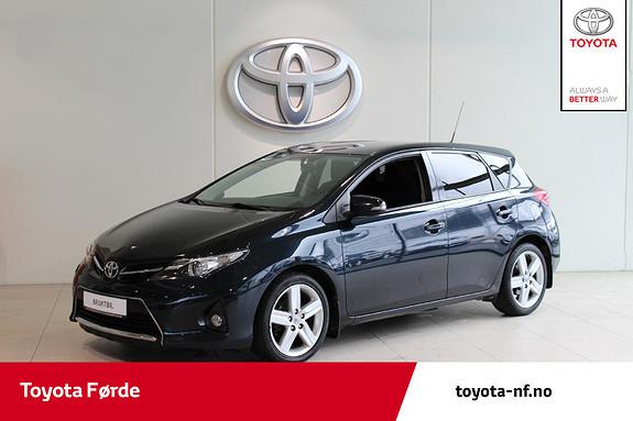 Toyota Auris 1,4 D-4D Style 90hk  2014, 108000 km, kr 134000,-