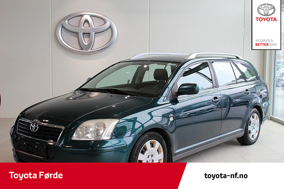 Toyota Avensis 2,0 D-4D Business  2005, 323460 km, kr 19000,-