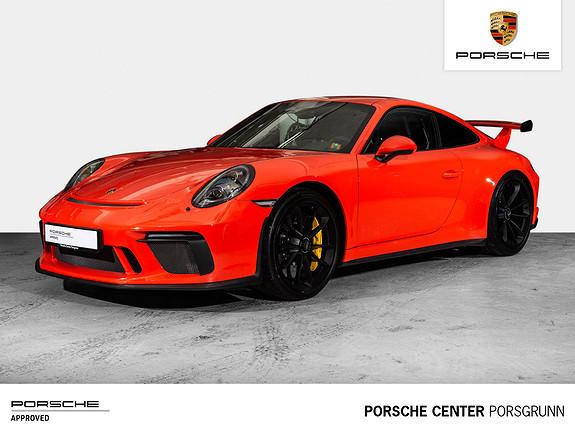 Porsche 911 991.2 GT3 Clubsport