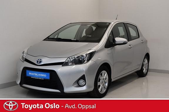 Toyota Yaris 1,5 Hybrid Active  2012, 60481 km, kr 129900,-