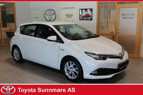 Toyota Auris 1,8 Hybrid E-CVT Active S **KAMPANJEPRIS**  2016, 80308 km, kr 169000,-