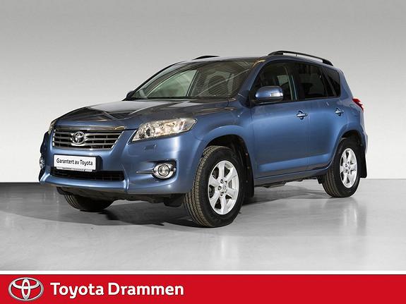 Toyota RAV4 2,0 VVT-i Vanguard Exec.M-drive S  2011, 76780 km, kr 219000,-