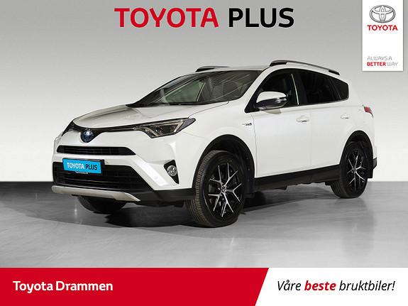 Toyota RAV4 Hybrid AWD Active Style  2017, 37550 km, kr 389000,-
