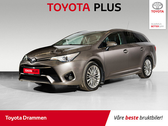Toyota Avensis Touring Sports 1,8 Active Style M-drive 7S  2016, 69930 km, kr 249000,-