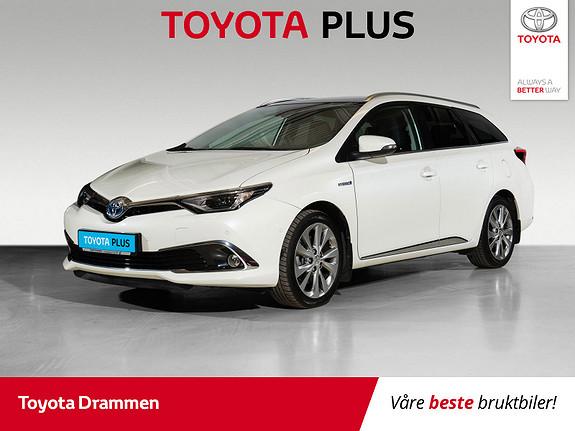 Toyota Auris Touring Sports 1,8 Hybrid Executive  2016, 32610 km, kr 229000,-