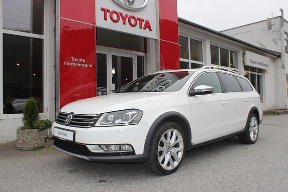 Volkswagen Passat Alltrack 2.0 TDI 140hk 4MOTION CARAT  2014, 87500 km, kr 224900,-