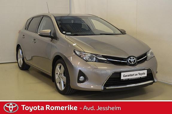 Toyota Auris 1,6 Valvematic Style aut Tilhengerfeste, DEFA, 1 eier  2013, 90010 km, kr 139000,-