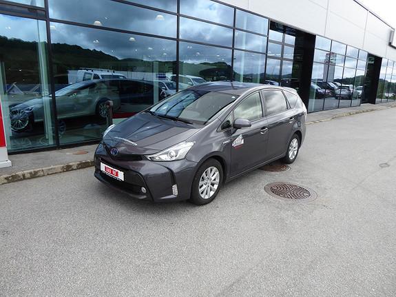 Toyota Prius+ Seven 1,8 VVT-i Hybrid Executive m/DAB+ og Navi  2018, 11500 km, kr 359000,-