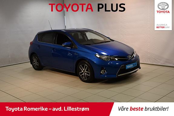 Toyota Auris 1,8 Hybrid E-CVT Active+  2015, 41535 km, kr 185000,-