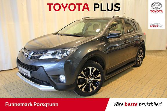Toyota RAV4 2,2 D-CAT 4WD Active aut  2015, 53573 km, kr 329000,-
