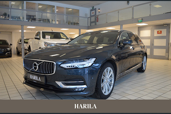 Volvo V90 D4 190hk Inscription aut  2018, 37791 km, kr 569000,-